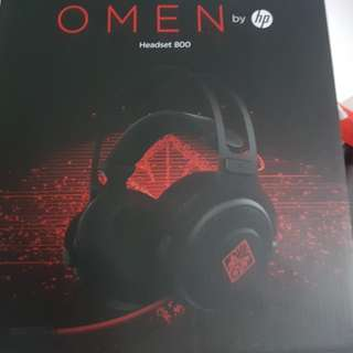 Gaming Omen by HP 800 Headset