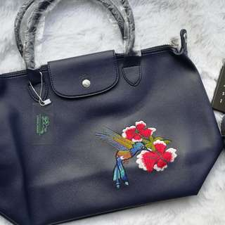 Longchamp Leather