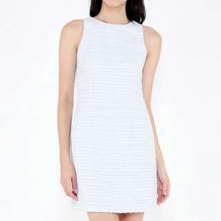 🚚 Brand New Fleur Label Bethany Tweed Dress