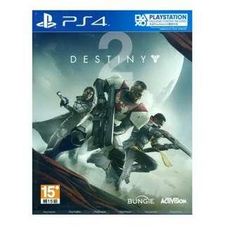 PS4 Destiny 2 (R3)