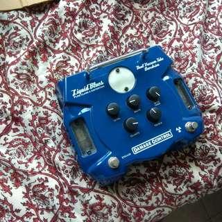 Damage Control Liquid Blues Overdrive Pedal