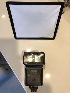 Bower SFD296S Portable Flash