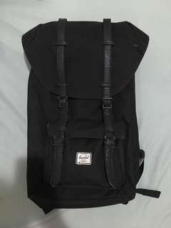 Herschel Little America Backpack (Black)