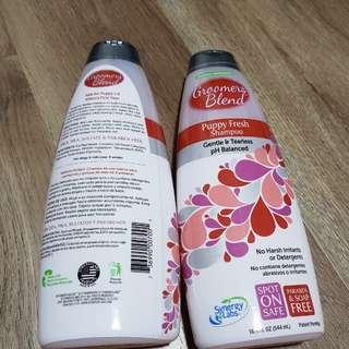 Puppy shampoo (Groomer's Blend)