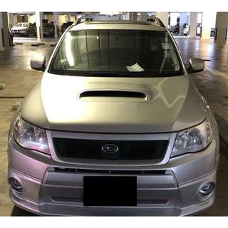 Subaru Forester 2.5 Auto XT