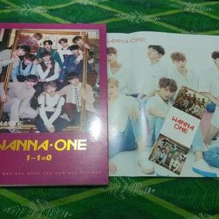 Wanna One Photobook