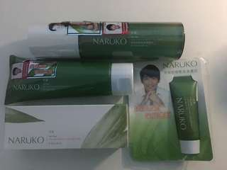 Brand New Nuruko skincare