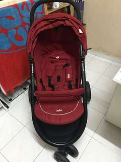 Preloved JOIE LITTERAX 3 STROLLER