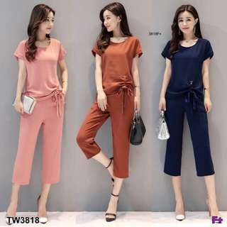 Top and pants ; shop to fashion