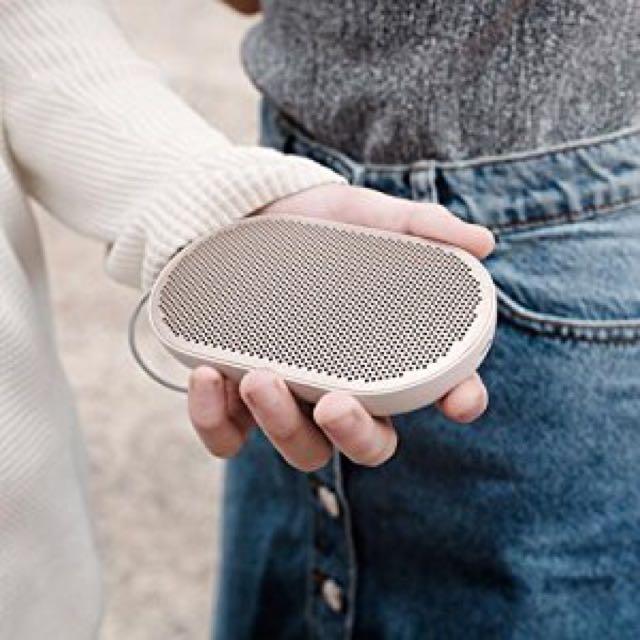 4/19 出貨 國外代購 B&O beoplay P2 藍牙喇叭 揚升器 丹麥品牌 無線喇叭
