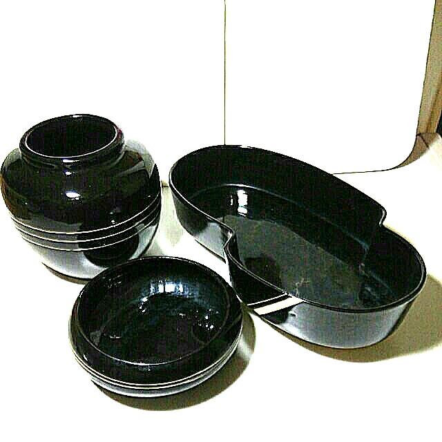 黑釉花器🌷🌿