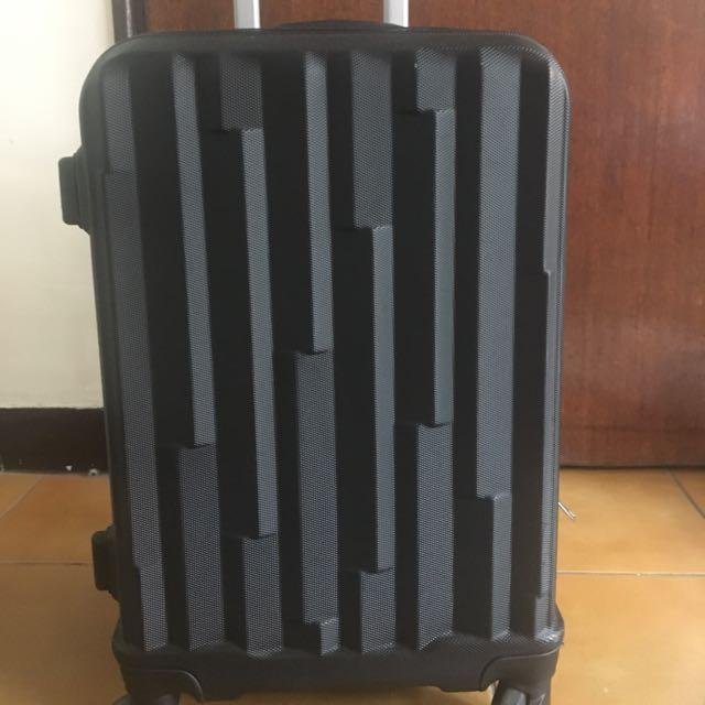 黑色行李箱 小型約21吋登機箱*請看敘述*