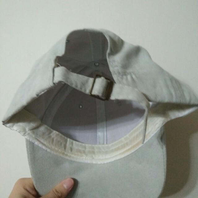 淺灰 老帽 鴨舌帽