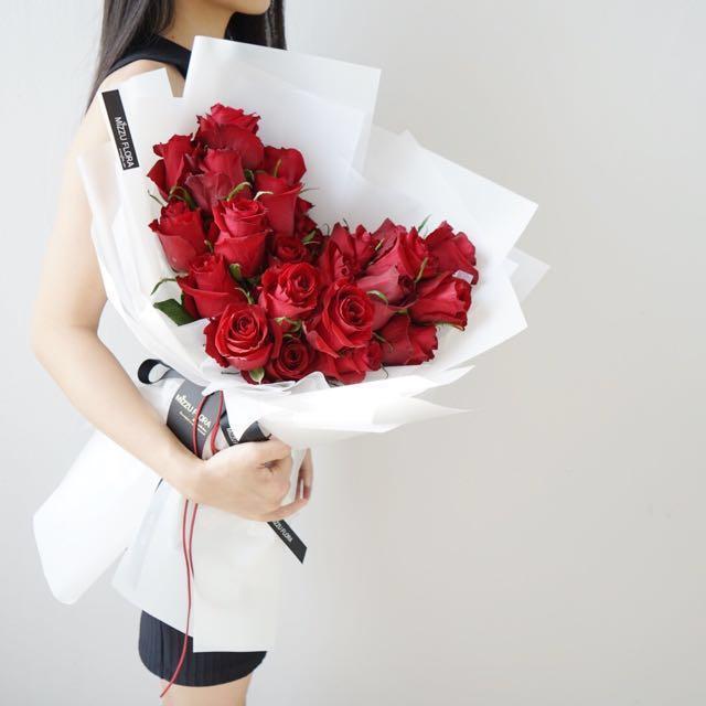 Fresh Flower Bouquet For Wedding - Flowers Healthy