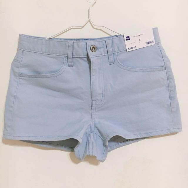 全新💫 GU 短褲