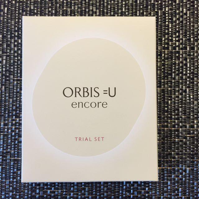 全新 ORBIS精萃活顏一週體驗組