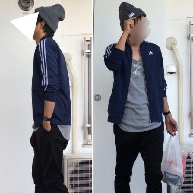71f12f74d663 Adidas 3 stripes jacket fr Japan! 100% authentic