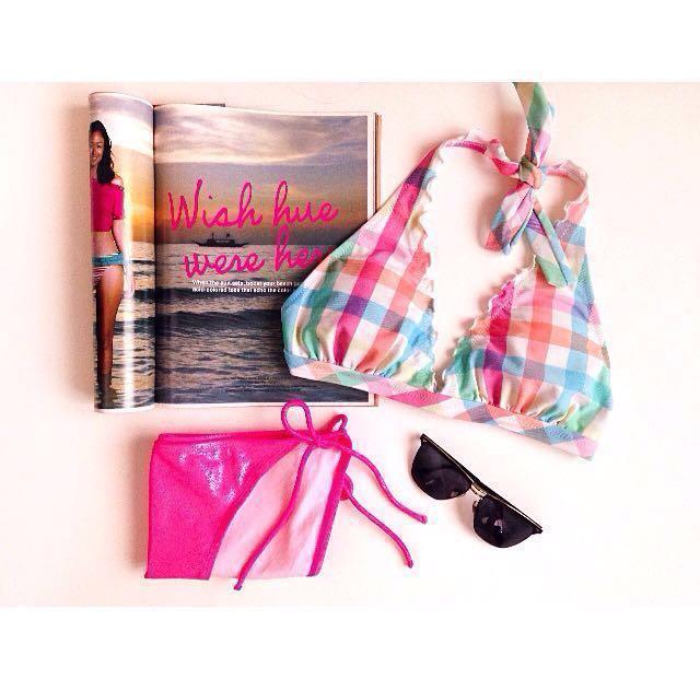 Aeropostale + OP Bikini 👙