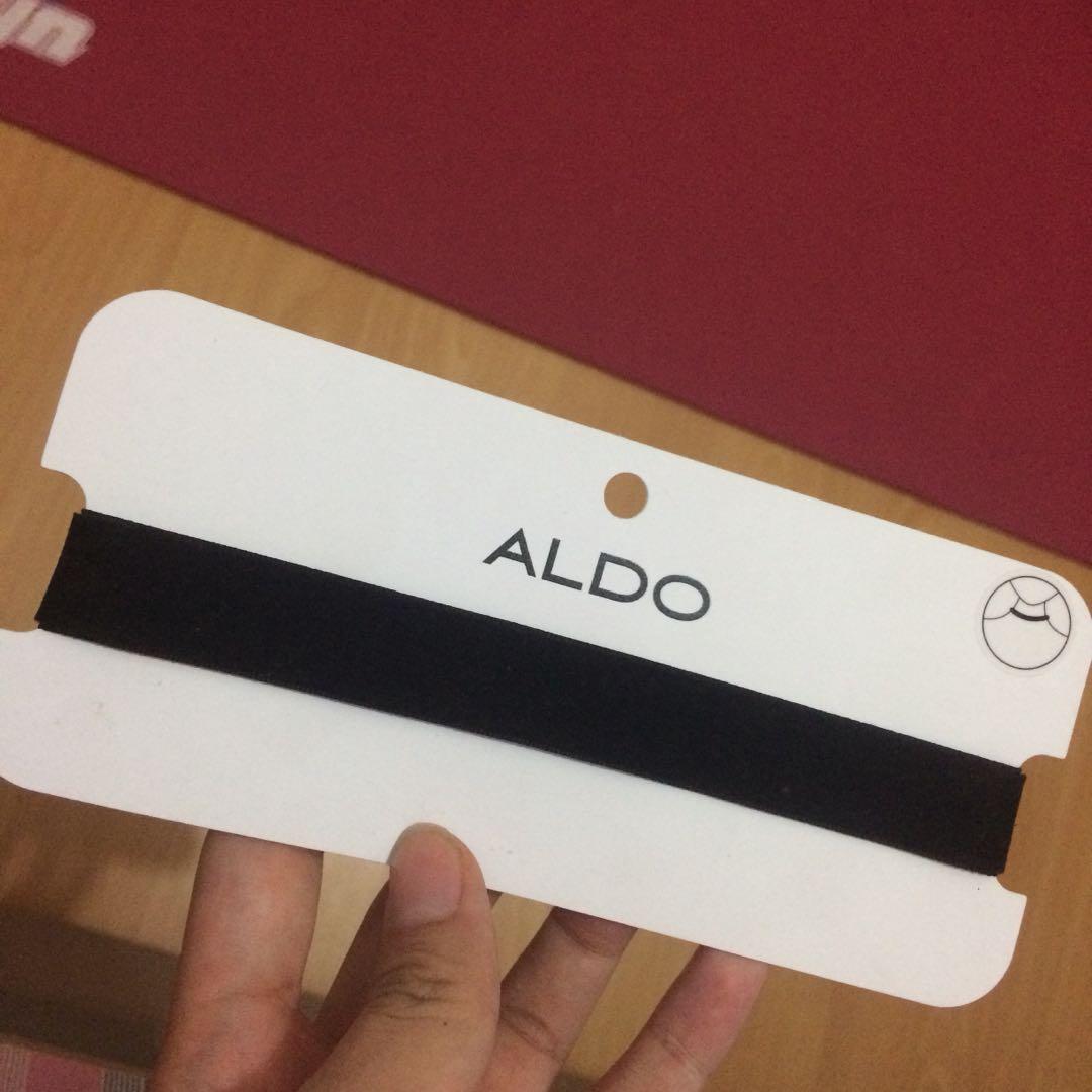 Aldo Black Choker
