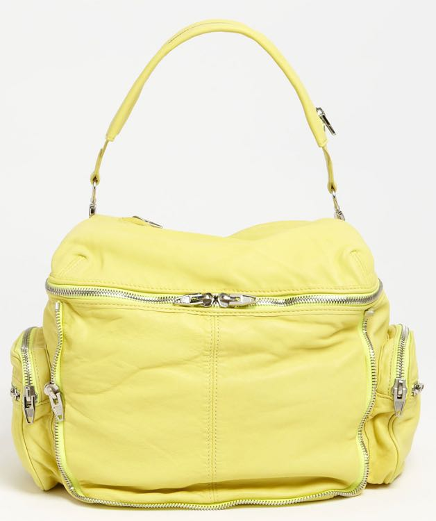 Alexander Wang Jane Bag - Yellow