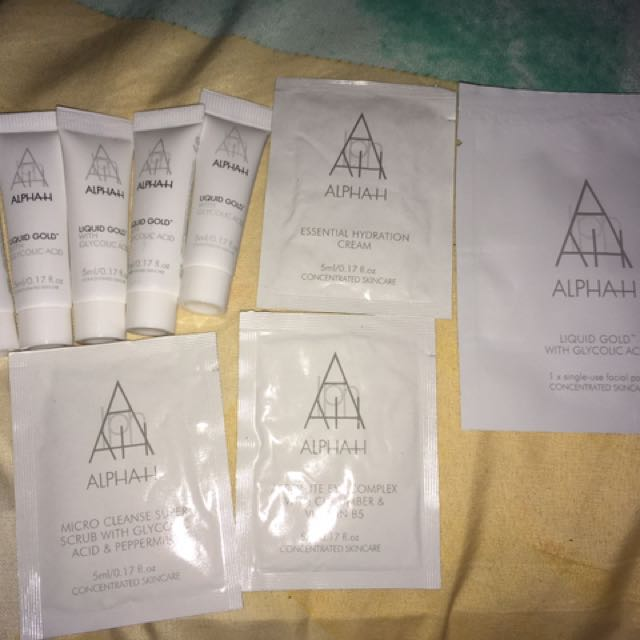 Alpha H Bundle