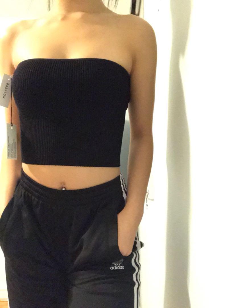 ARITZIA BNWT ribbed tube top