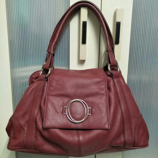 Auth Oroton bag