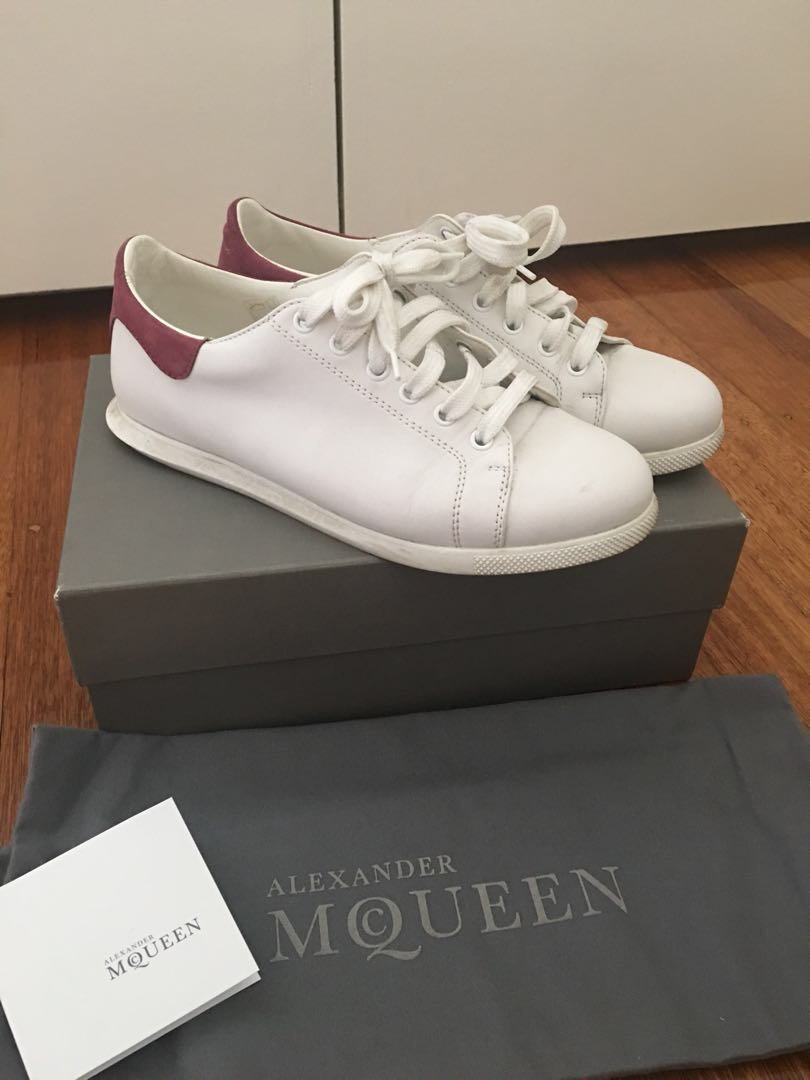 Authentic Alexander McQueen Sneaker