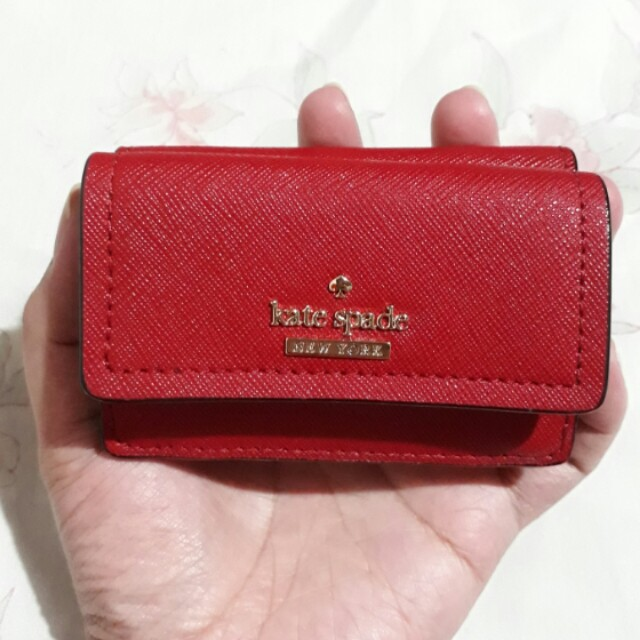 Repriced!Authentic Kate Spade mini wallet