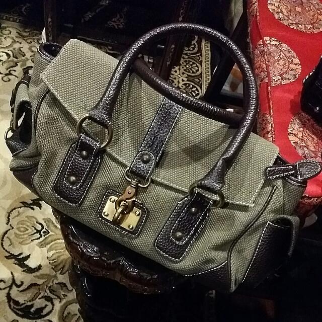 bcbgmaxazria Vintage Handbag
