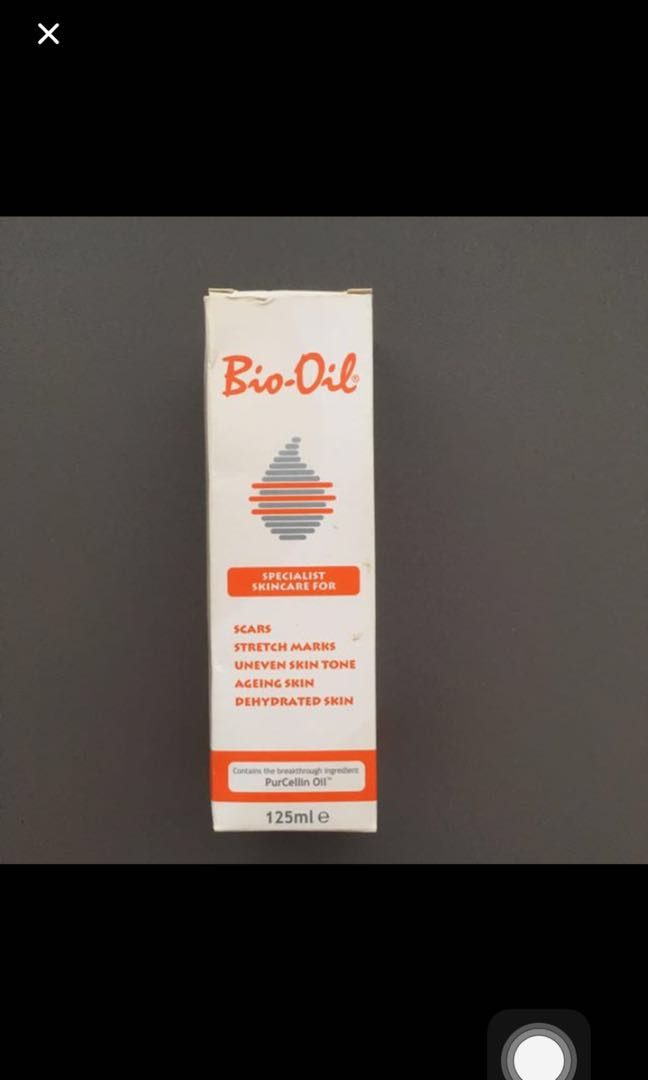 Bio oil anti stretch mark 125ml