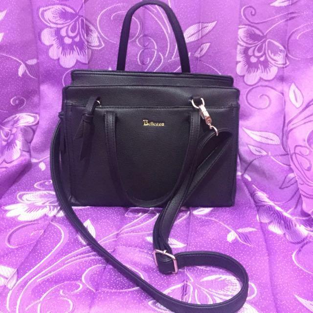 Black Bellezza bag