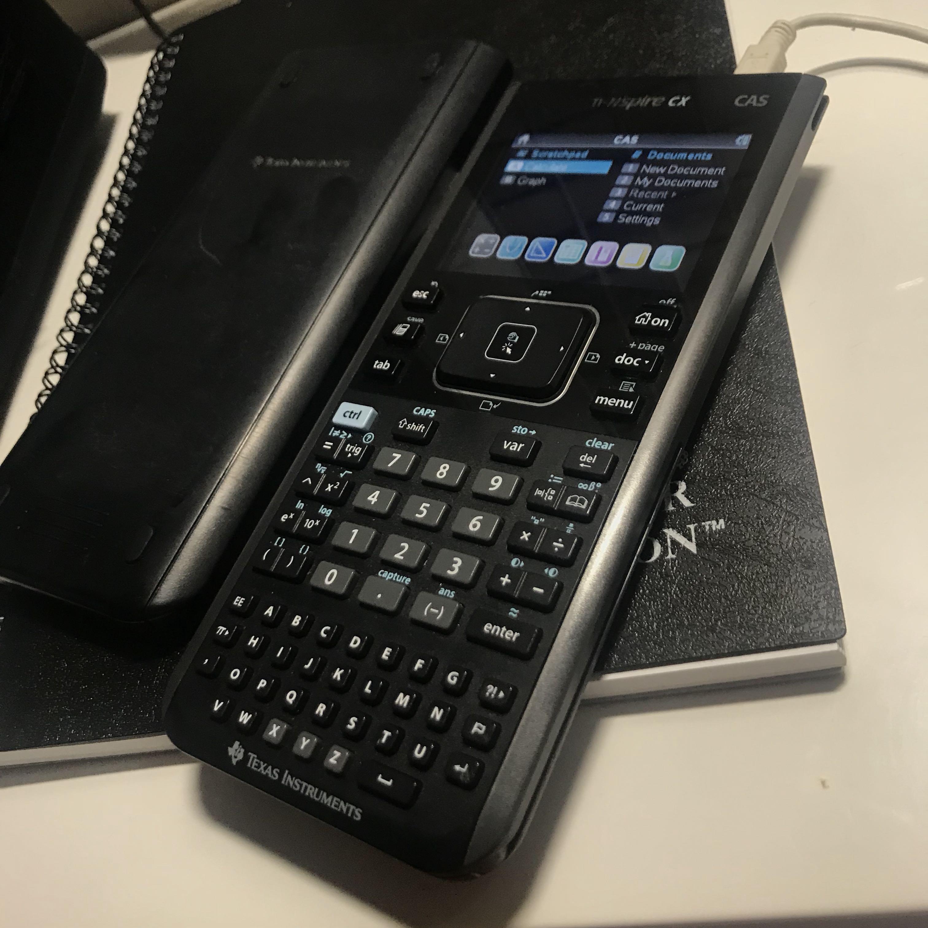 Black CAS Calculator
