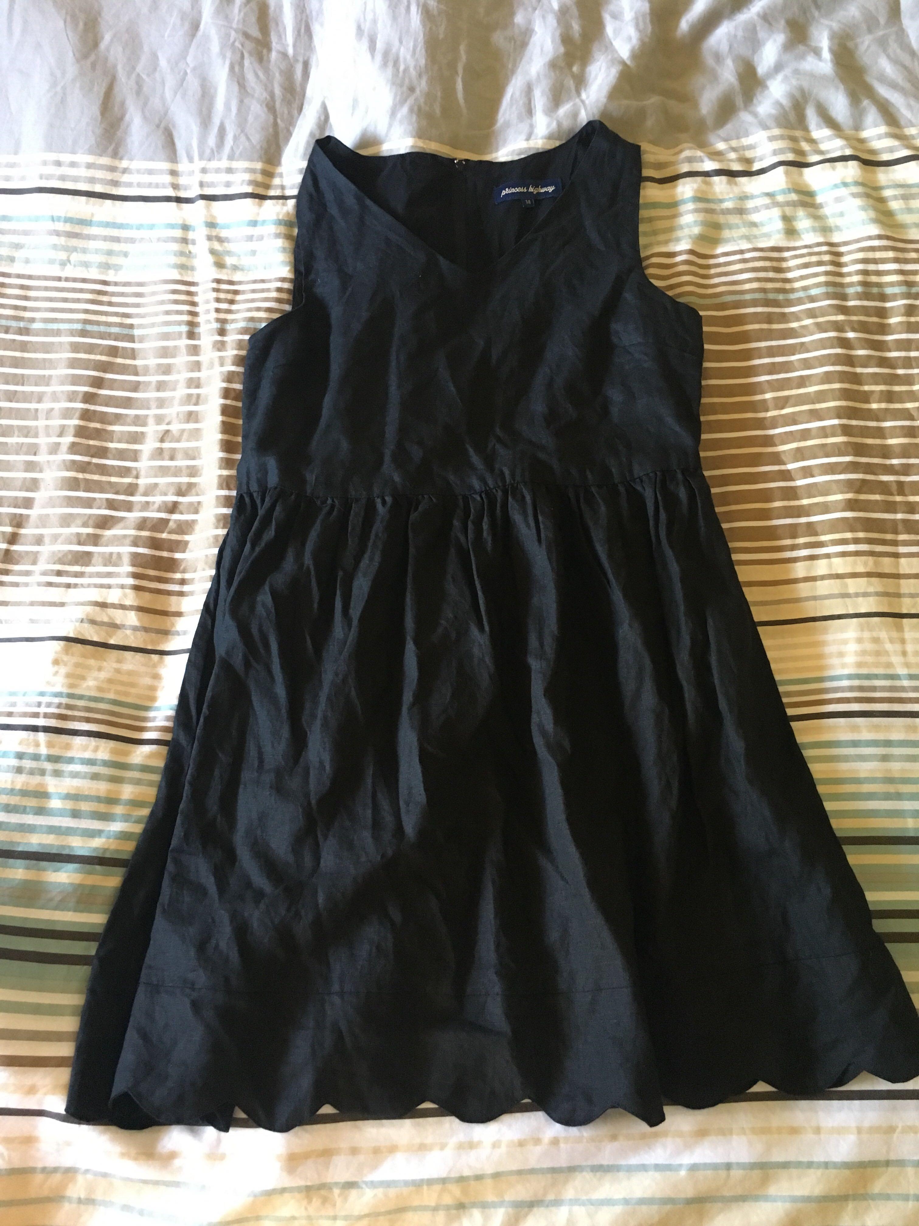 Black Dress Dangerfield