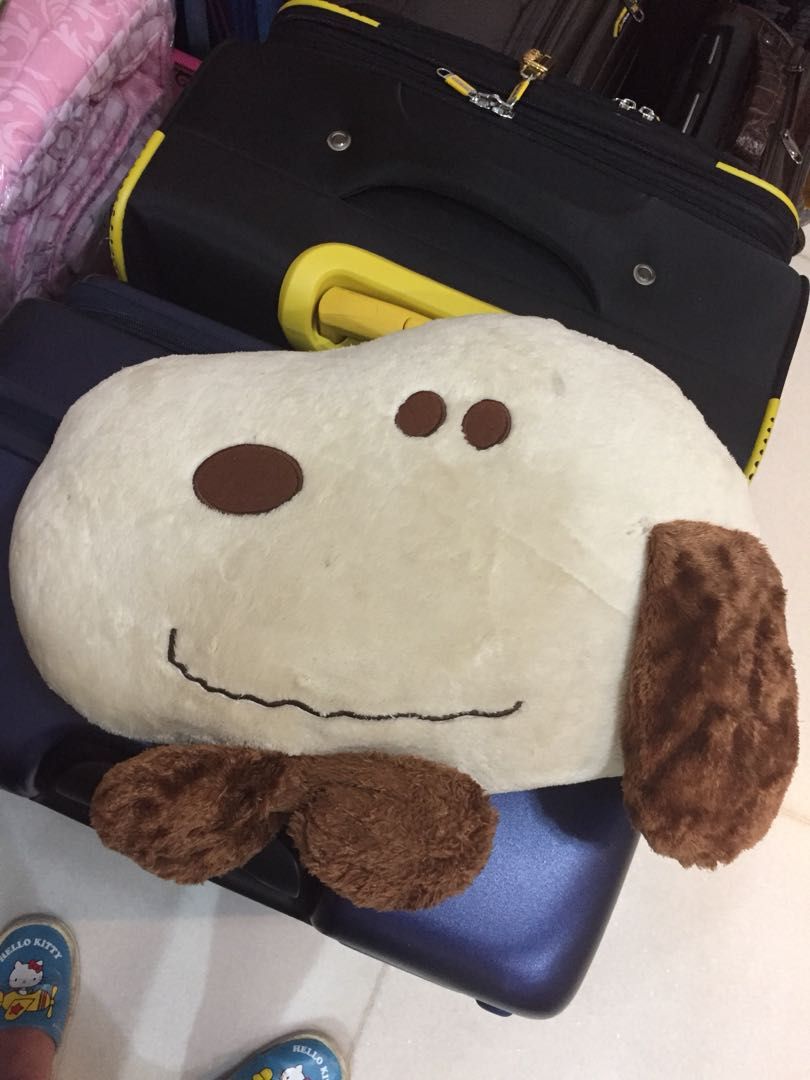 Boneka snoppy head