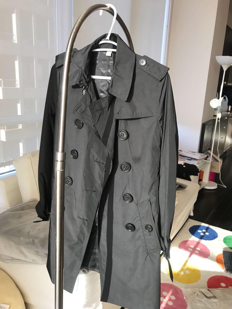 Burberry jacket authentic