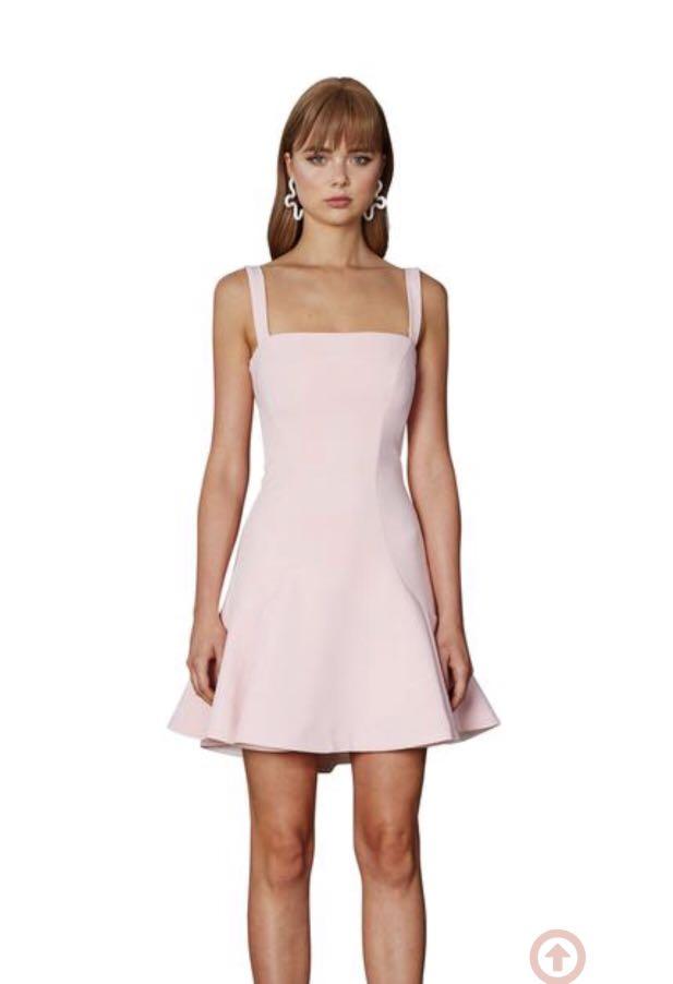 By Johnny Bell Hem Mini Dress