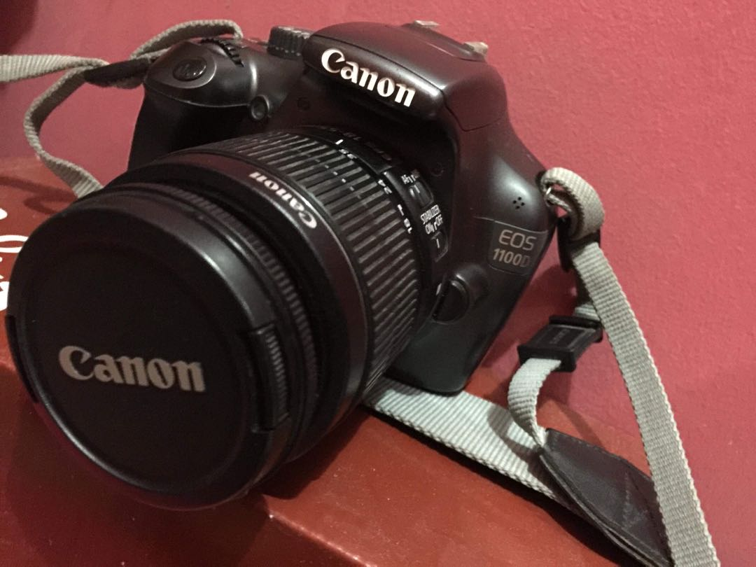 Canon 1100d