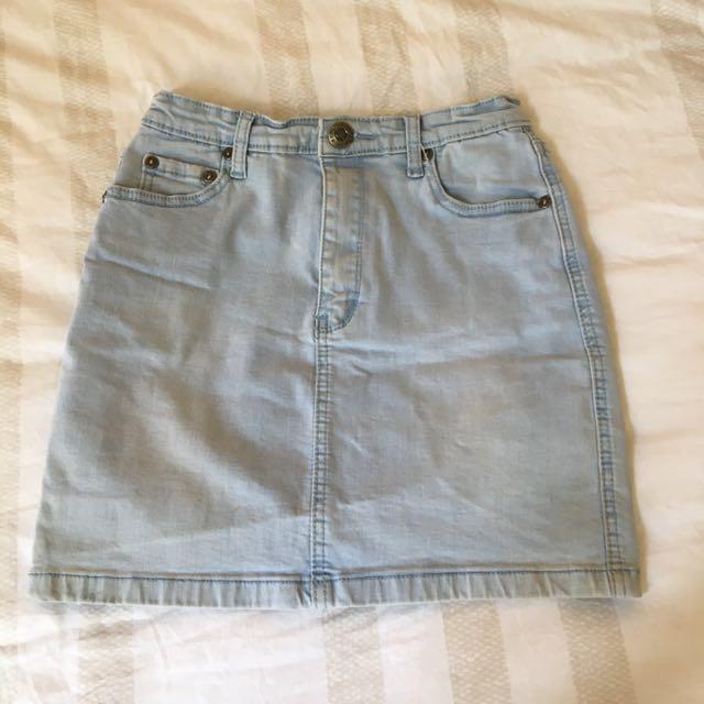 Catalog skirt