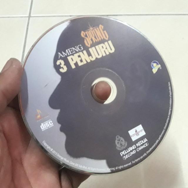 CD AMENG SPRING - 3 Penjuru
