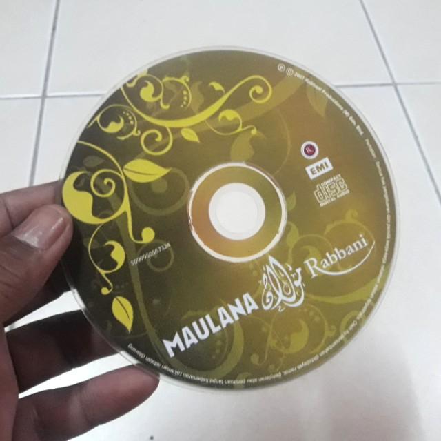 CD RABBANI - Maulana