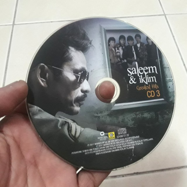 CD SALEEM & IKLIM - Greatest Hits