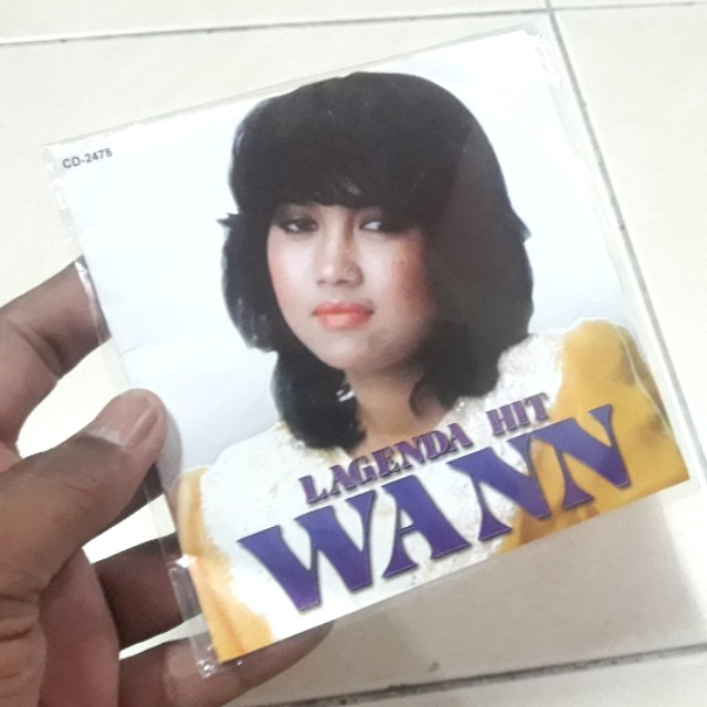 CD WANN - Lagenda Hit