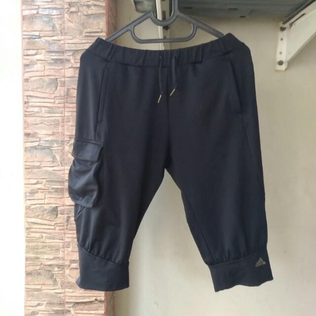 Celana Adidas Training 7/8 Ori