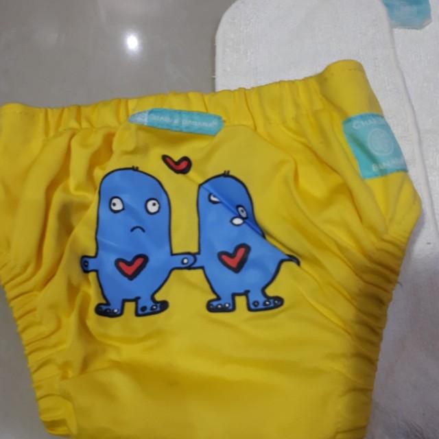 Charlie banana cloth diaper