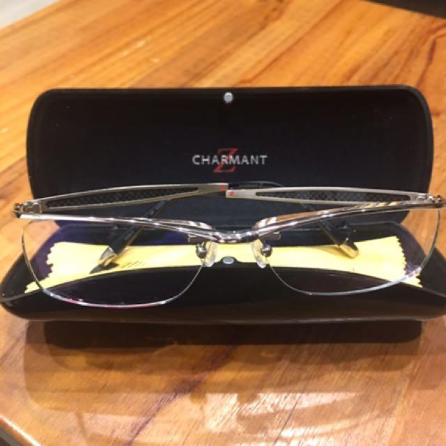 Charmant Z鈦碳纖維眼鏡/眼鏡框