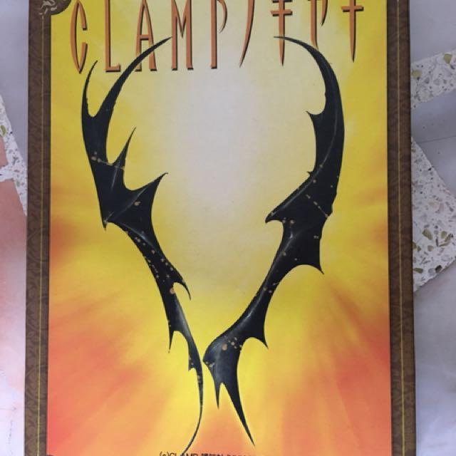 Clamp Cardcaptor Sakura etc post cards