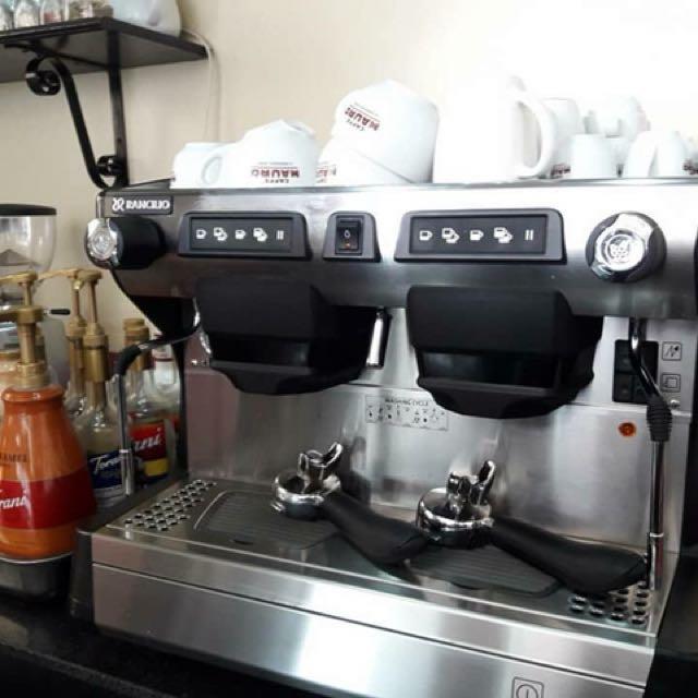 Classe 5 USB 2Gr Espresso machine and grinder
