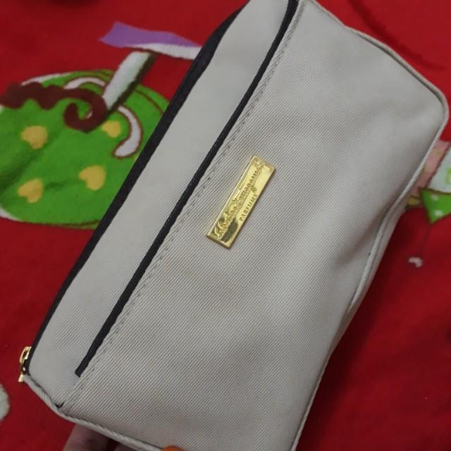 Clutch make up bag SALVATORE FERRAGAMO PARFUMS