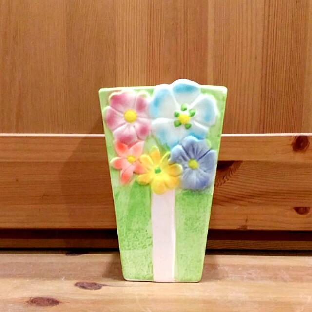 Colourful Flower Vase